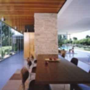 Kaufmann House - Interior