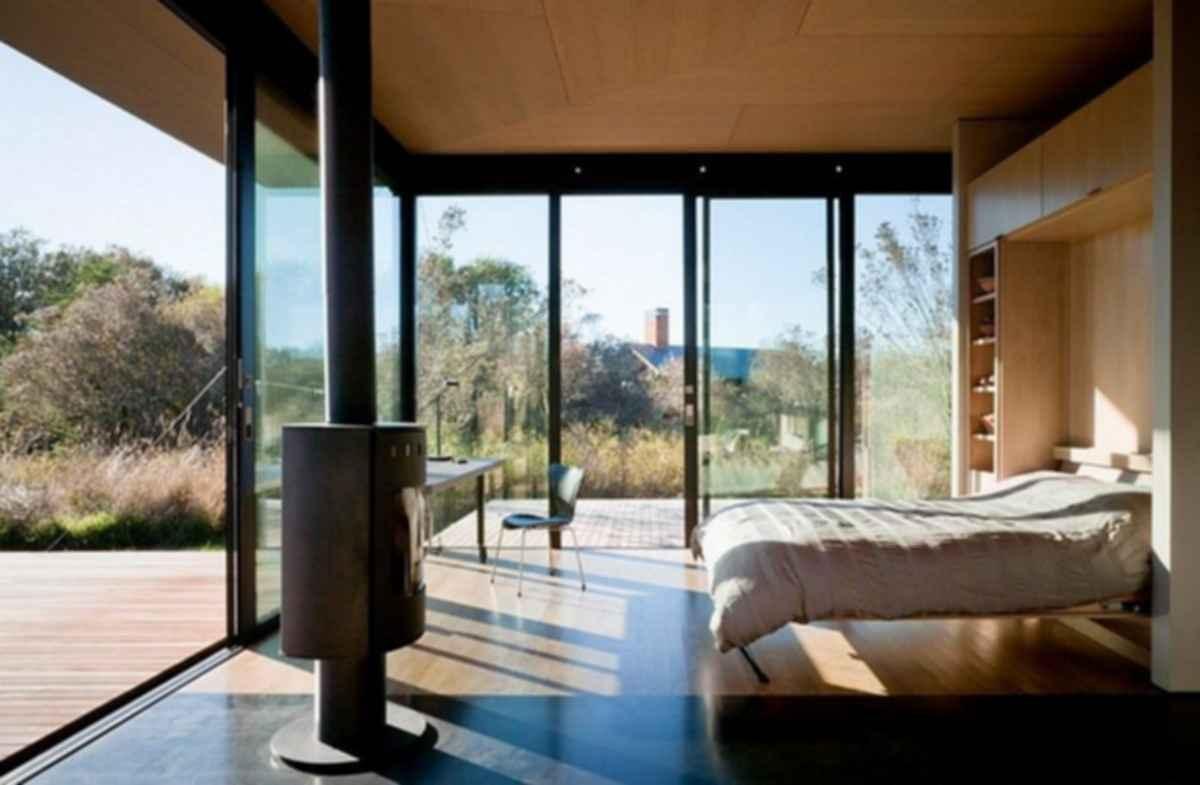 False Bay Writer's Cabin - Interior