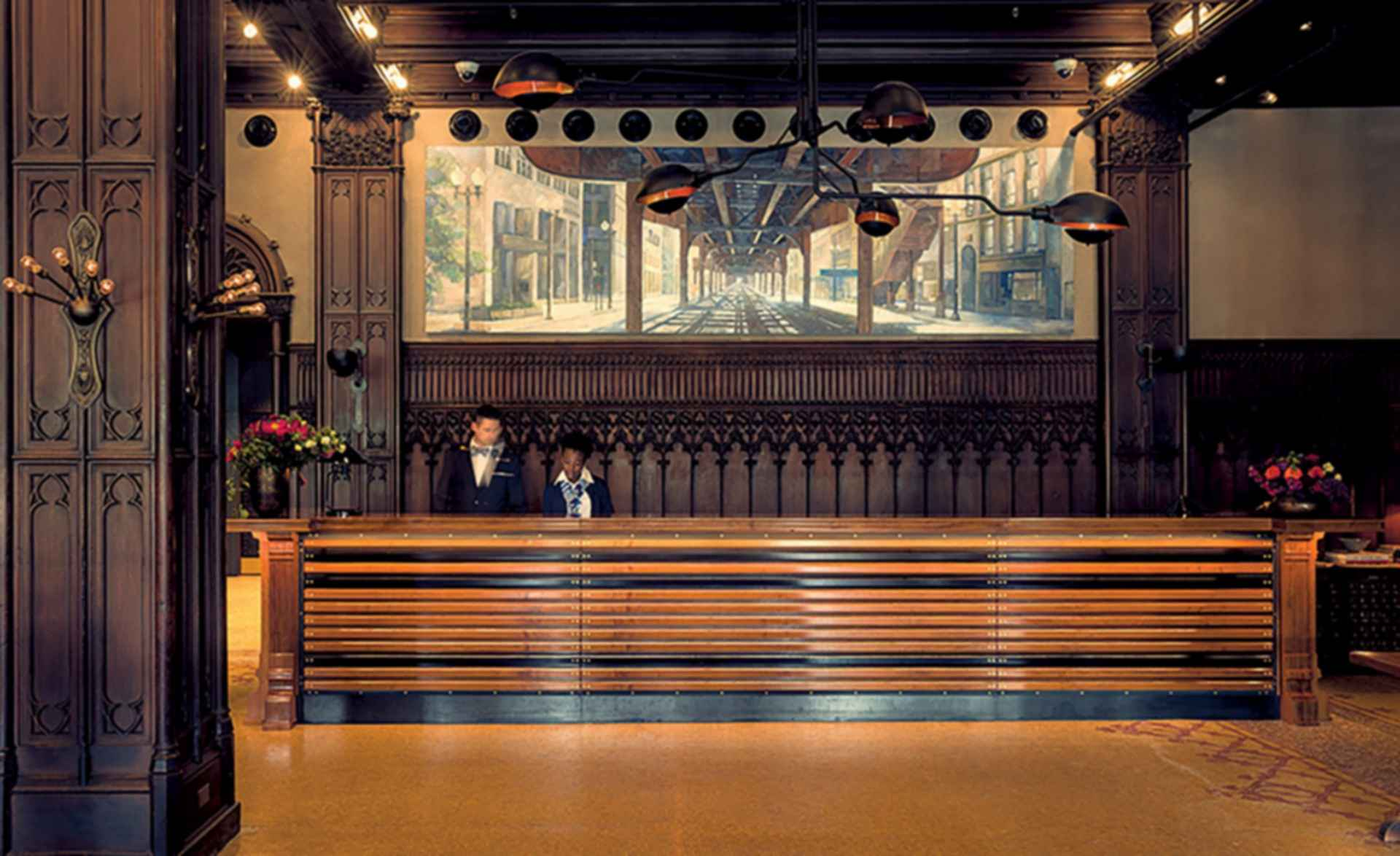 Chicago Athletic Association - Reception