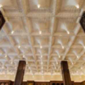 Chicago Athletic Association - Ceiling