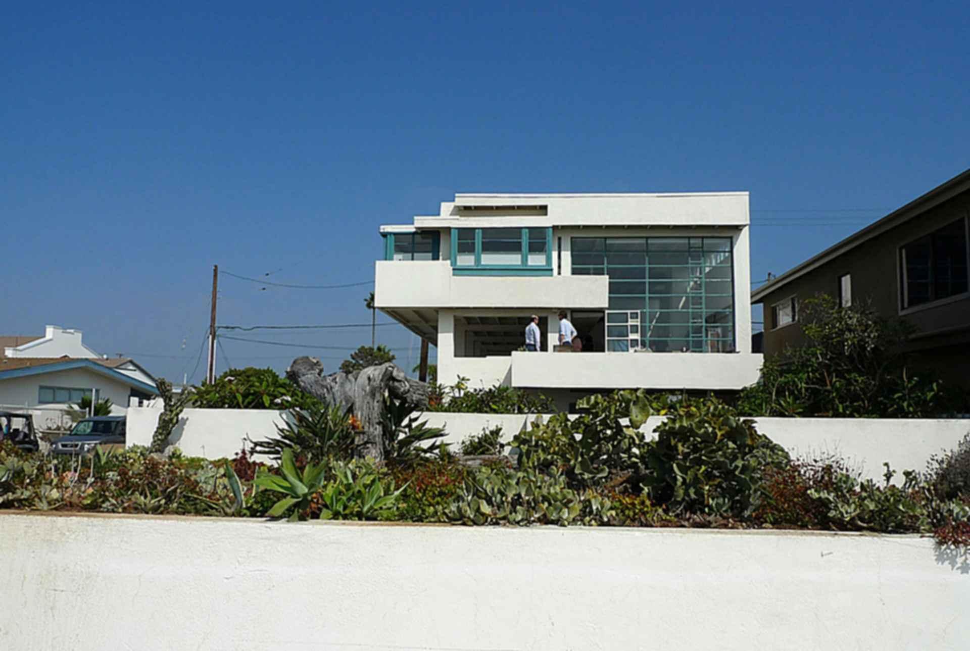 Lovell Beach House - Exterior