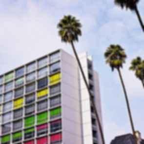 The Line Hotel - Exterior