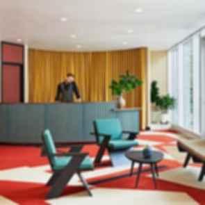 The Durham Hotel - Reception