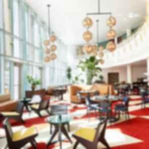 The Durham Hotel - Interior Restaurant