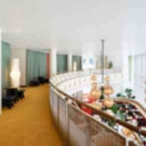 The Durham Hotel - Upstairs Balcony