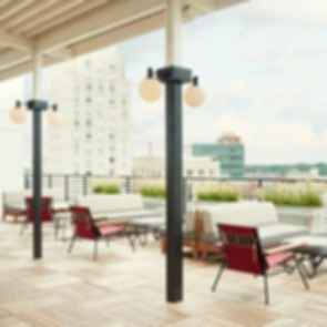 The Durham Hotel - Exterior/Outdoor Seating