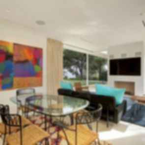 Hollywood Hills Residence - Interior/Lounge