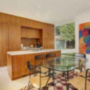 Hollywood Hills Residence - Kitchen