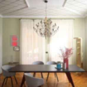 Metaphysical Remix - Dining Room