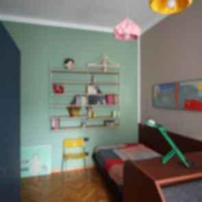Metaphysical Remix - Kids Bedroom