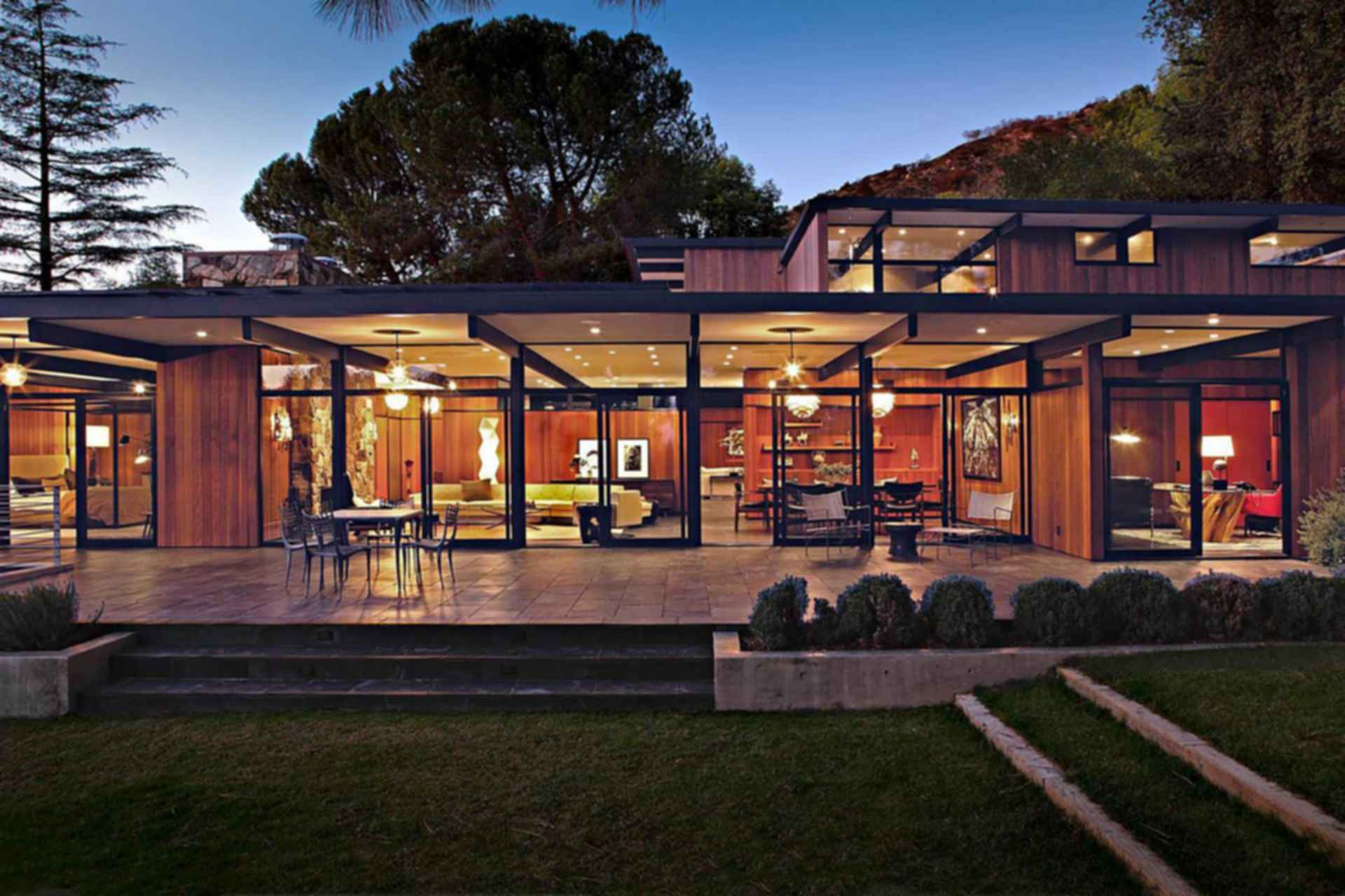 A Private Residence - Exterior