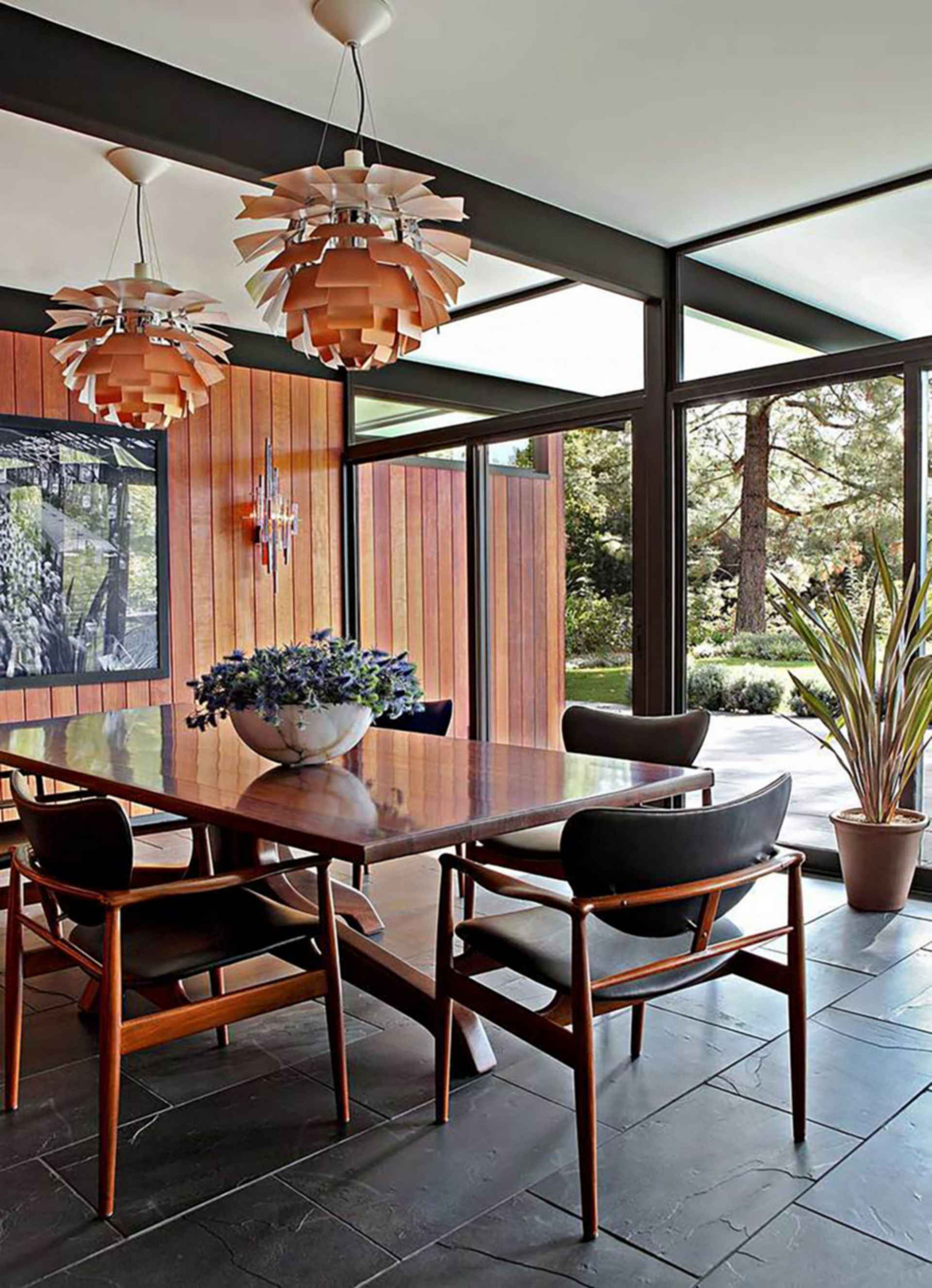 A Private Residence - Interior