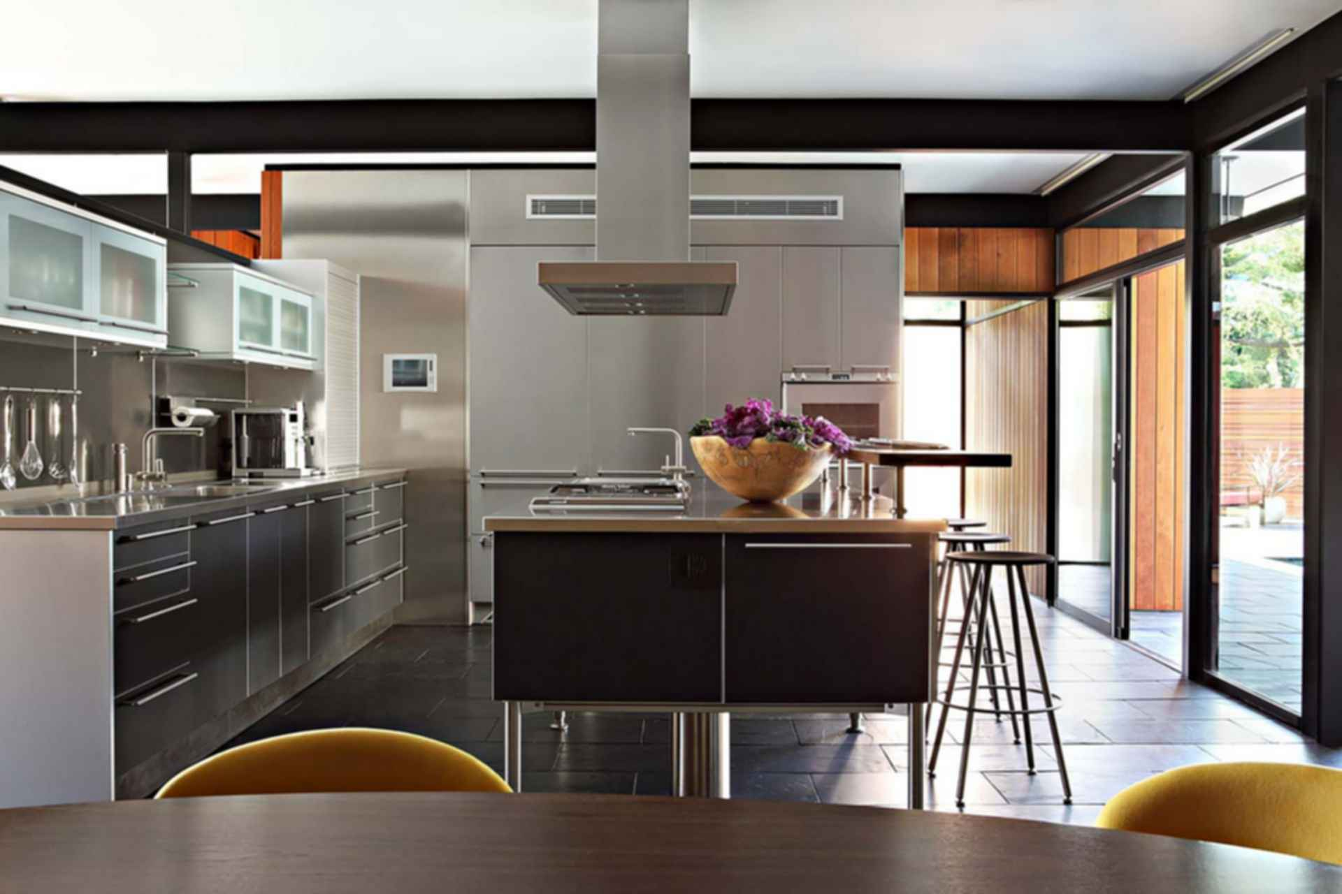 A Private Residence - Kitchen
