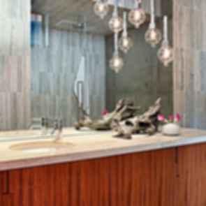 A Private Residence - Interior/Bathroom