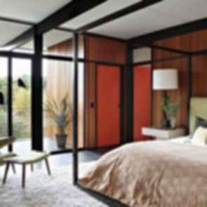 A Private Residence - Bedroom