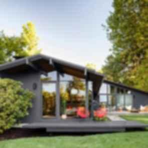 Feldman House - Exterior