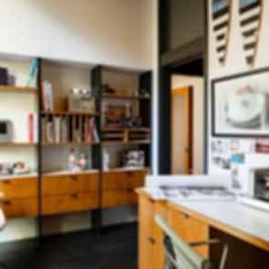 Feldman House - Interior