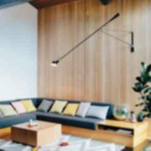 Feldman House - Interior Lounge