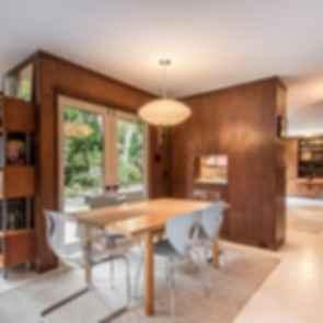 Split-Level Eichler - Dining Room
