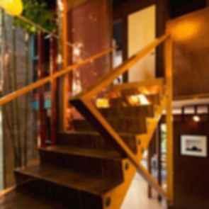 Split-Level Eichler - Interior/Stairs
