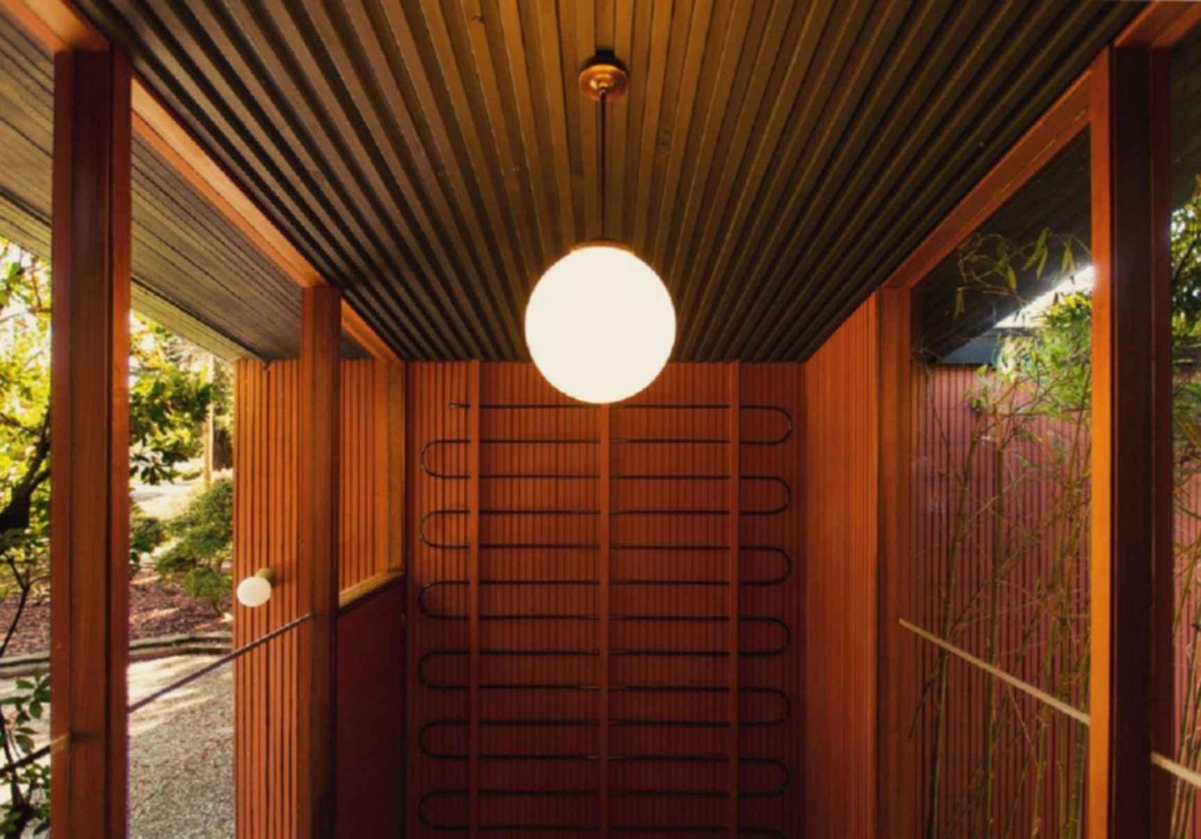 Split-Level Eichler - Outdoor Room
