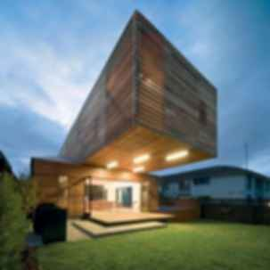 Stunning Wood Clad Homes