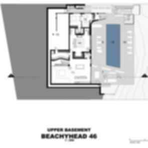 Beachyhead House - Floor Plan
