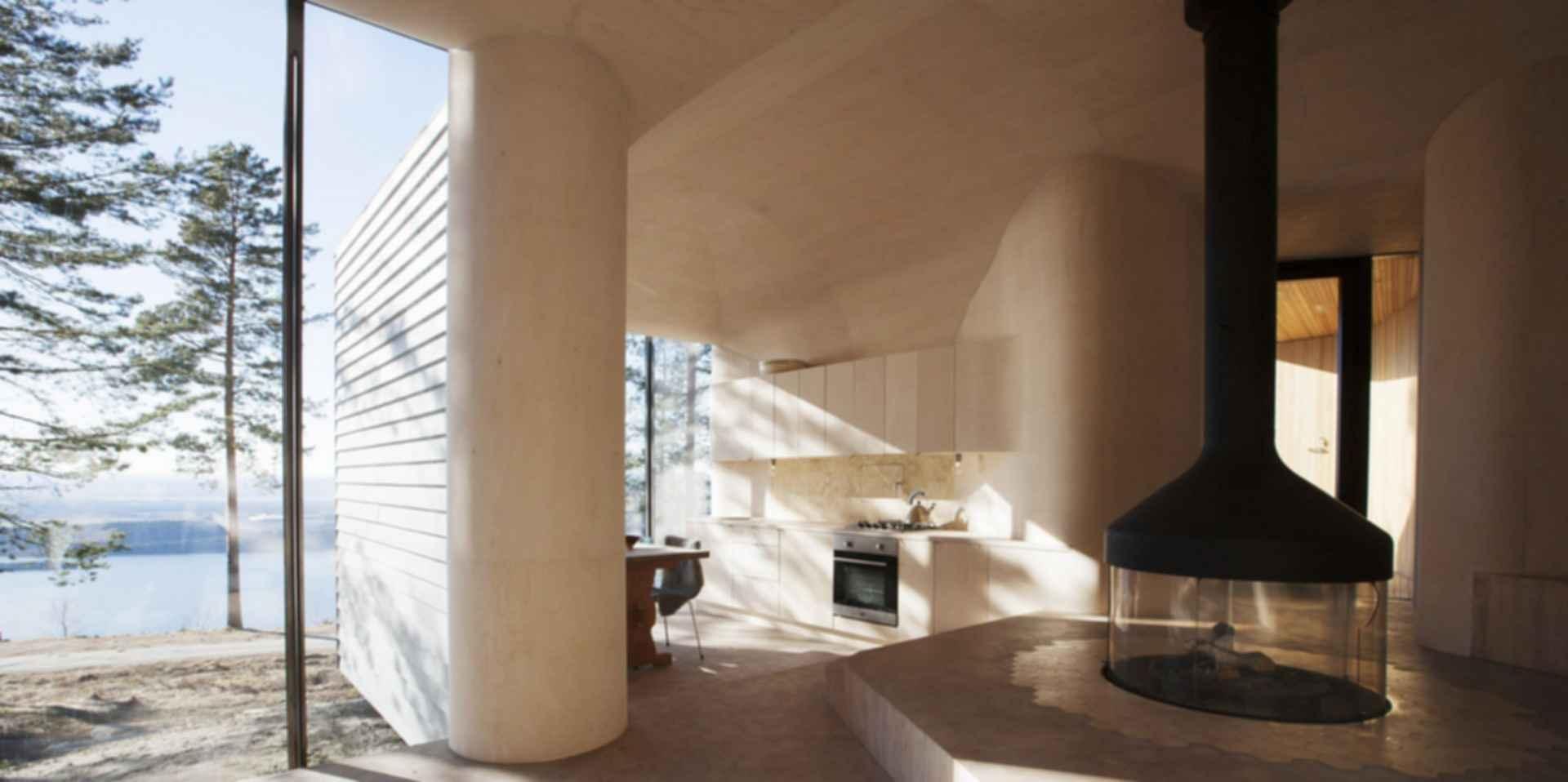 Cabin Norderhov - Interior/Kitchen