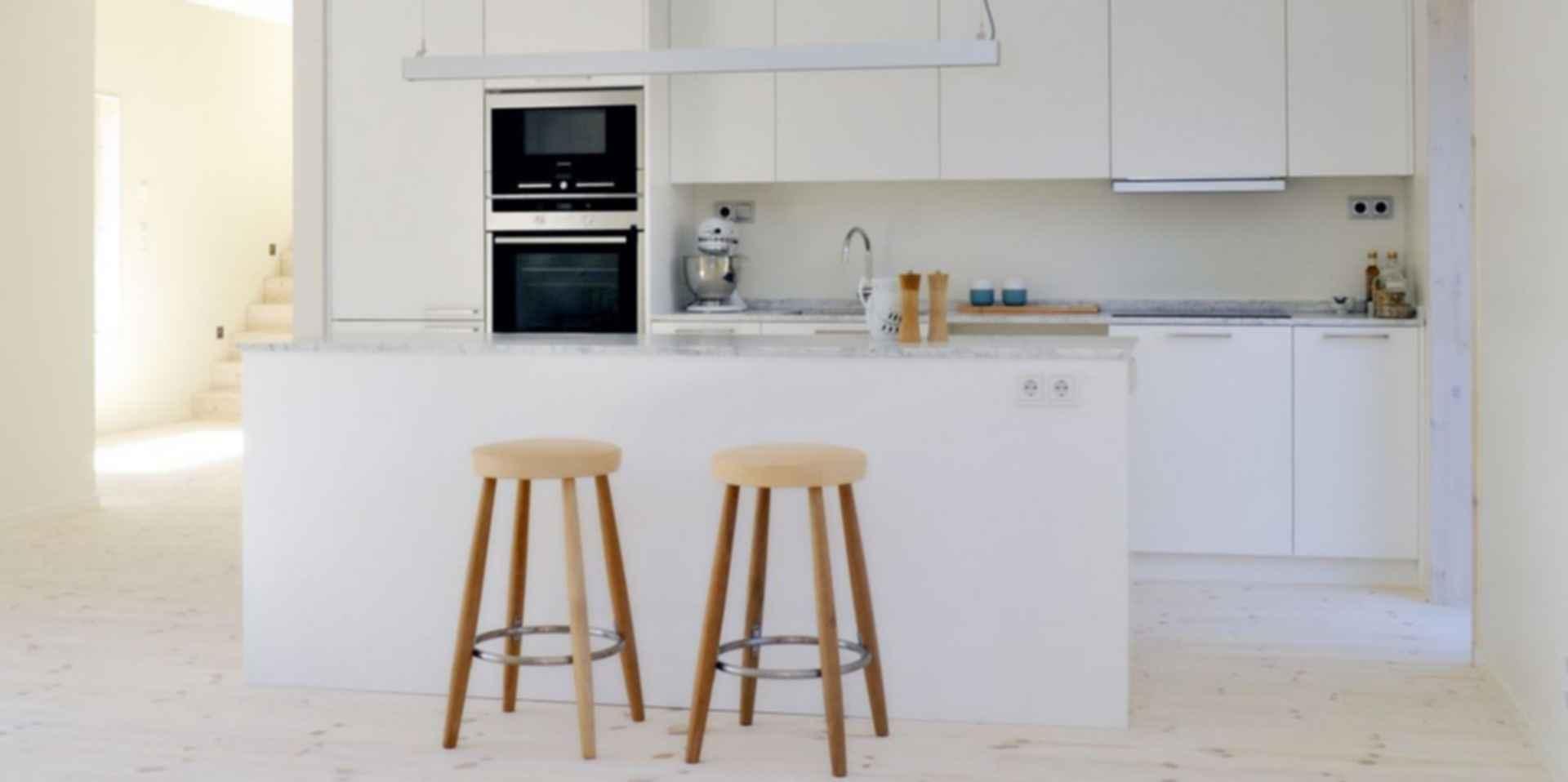 Wiklands Backe Development - Interior/Kitchen