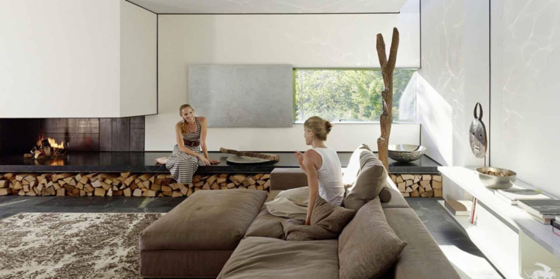 SU House - Interior/Lounge