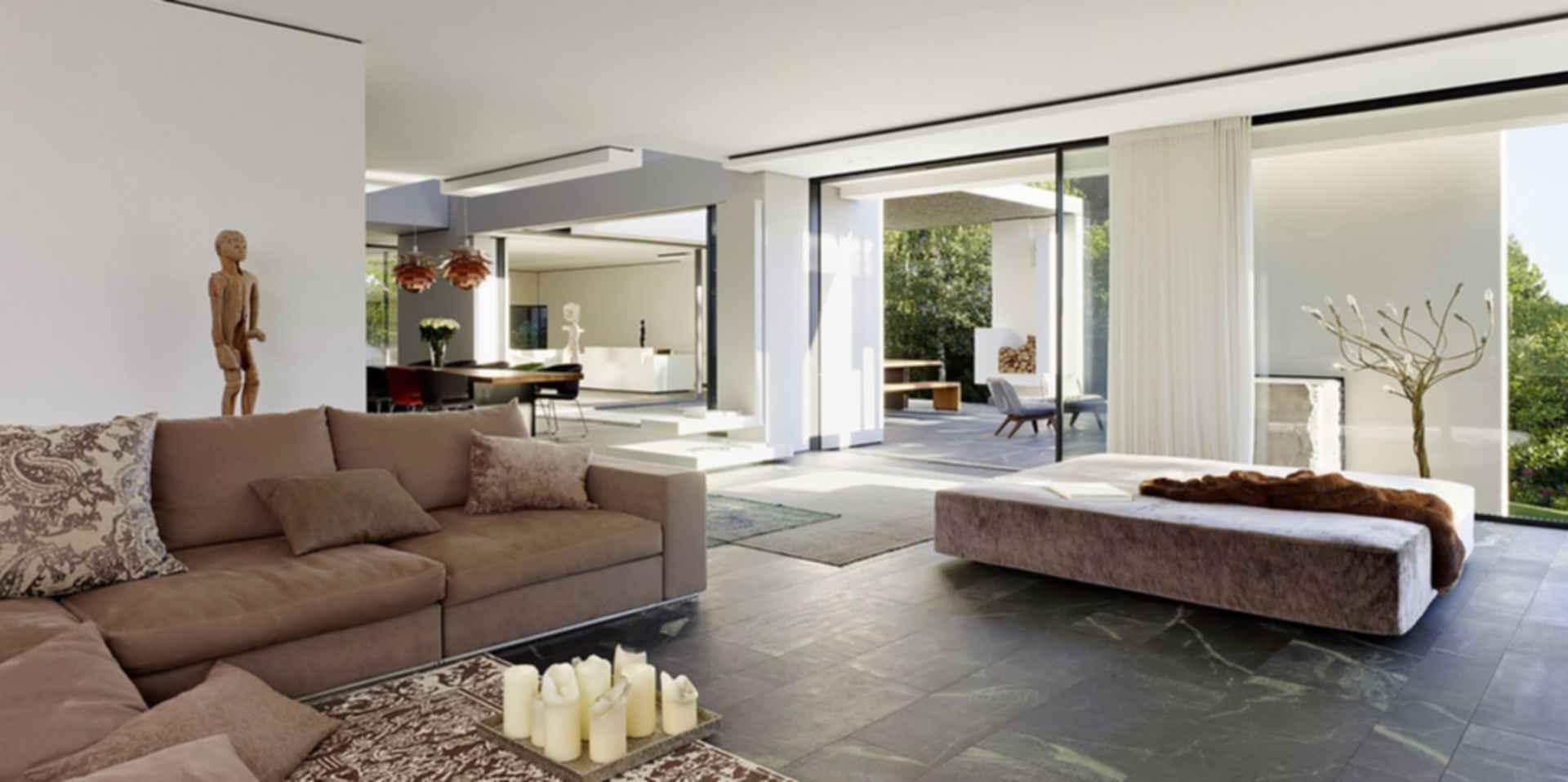 SU House - Lounge