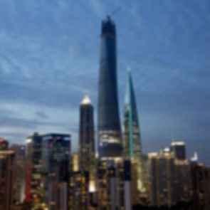 Shanghai Tower - Exterior