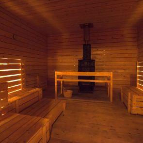 Barking Bathhouse Spa and Bar - Interior/Sauna