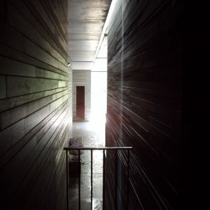 The Therme Vals - Interior/Alley