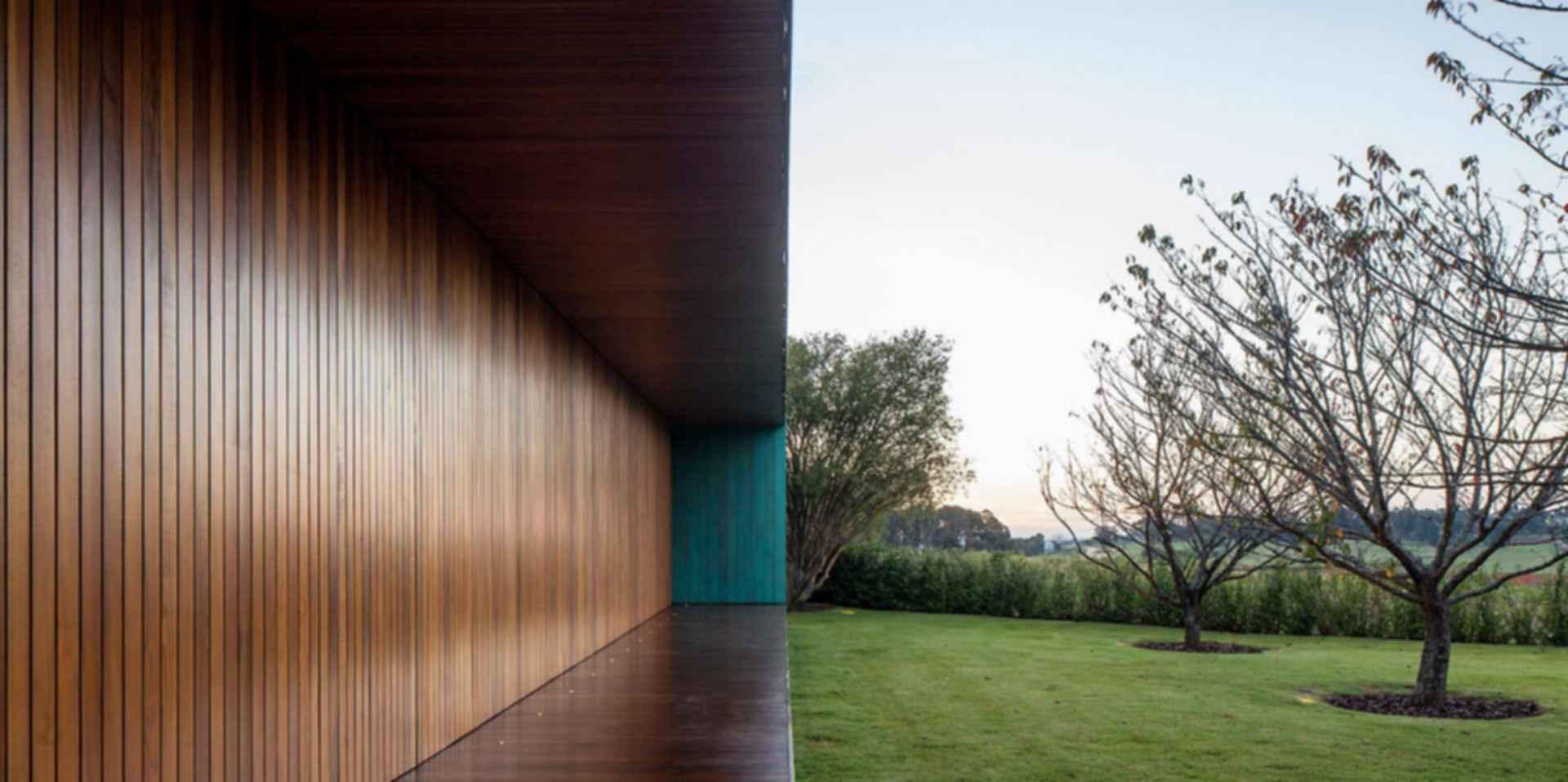 GCP House - Exterior/Decking