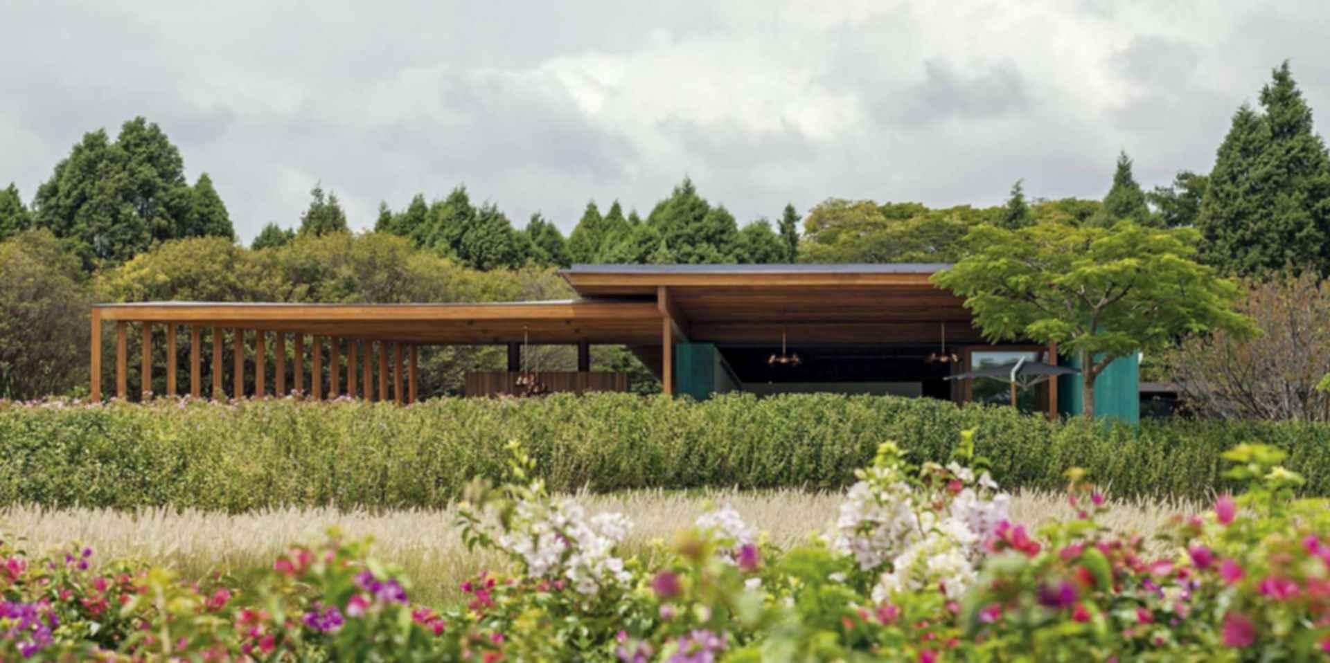 GCP House - Exterior/Landscape