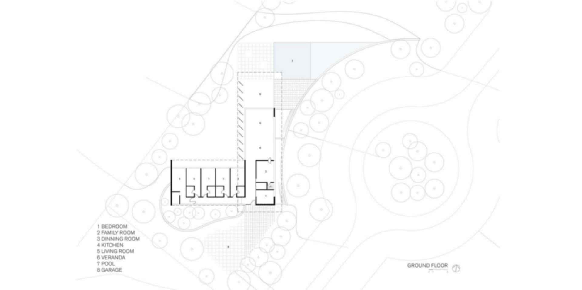 GCP House - Floor Plan