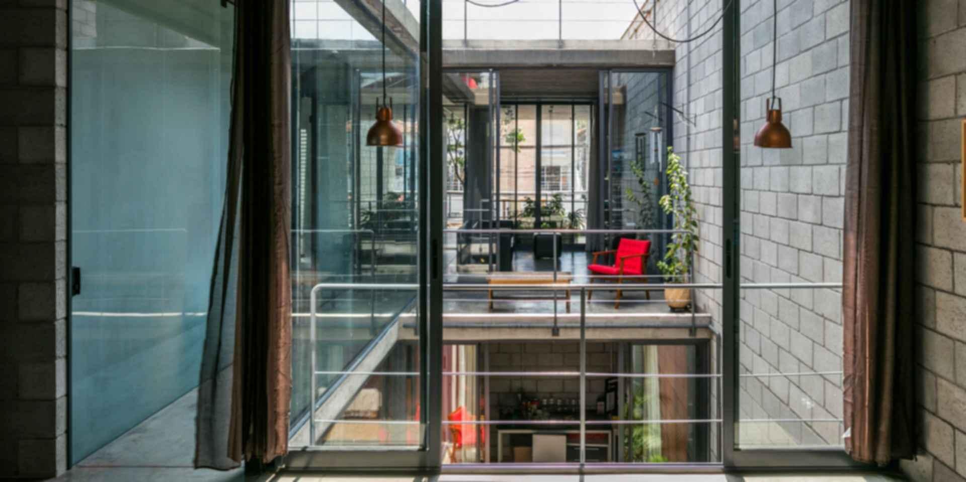 Mipibu House - Interior/Balcony