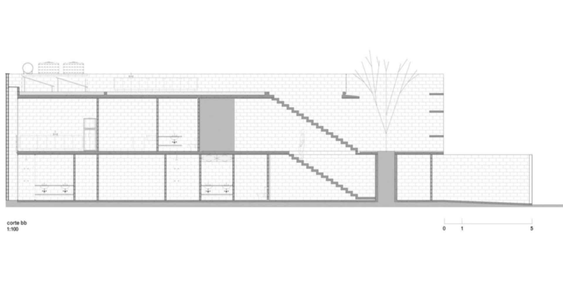 Mipibu House - Section