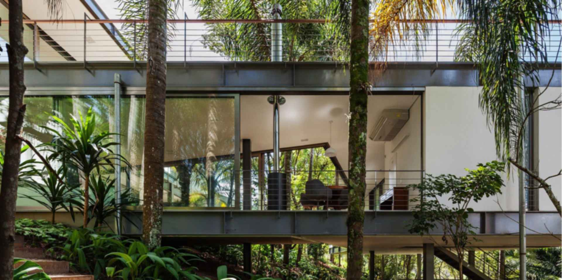 LLM House - Exterior
