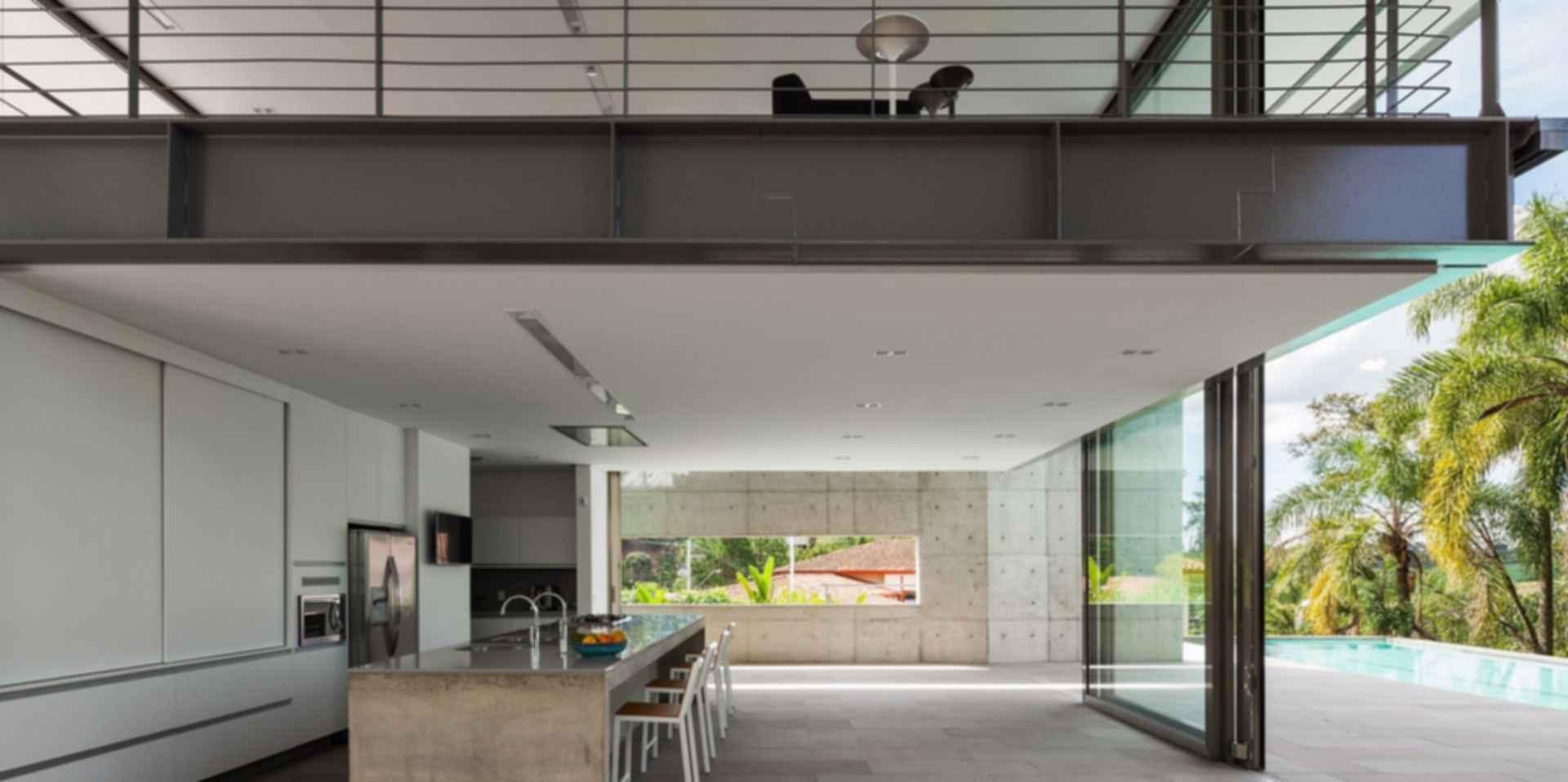 LLM House - Interior/Kitchen