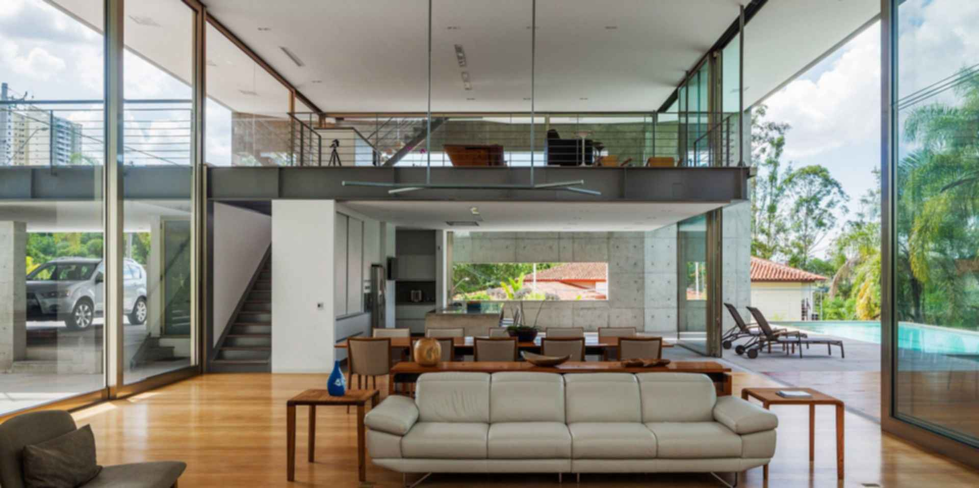 LLM House - Lounge