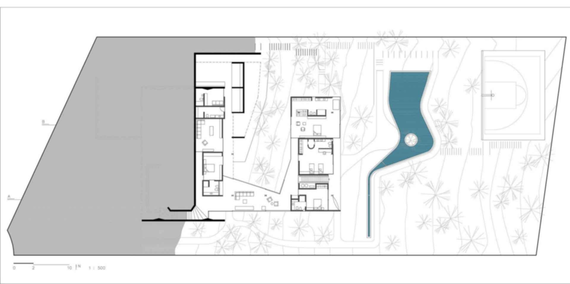 LLM House - Floor Plan