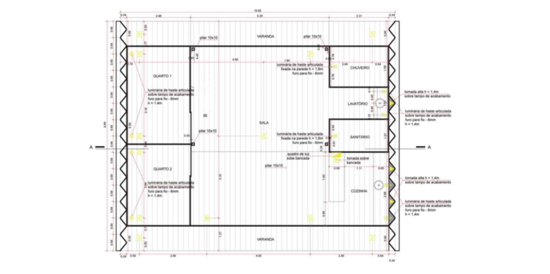 ARCA - Floor Plan
