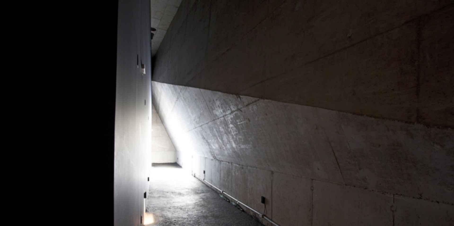 Lygia Pape Gallery - Hallway