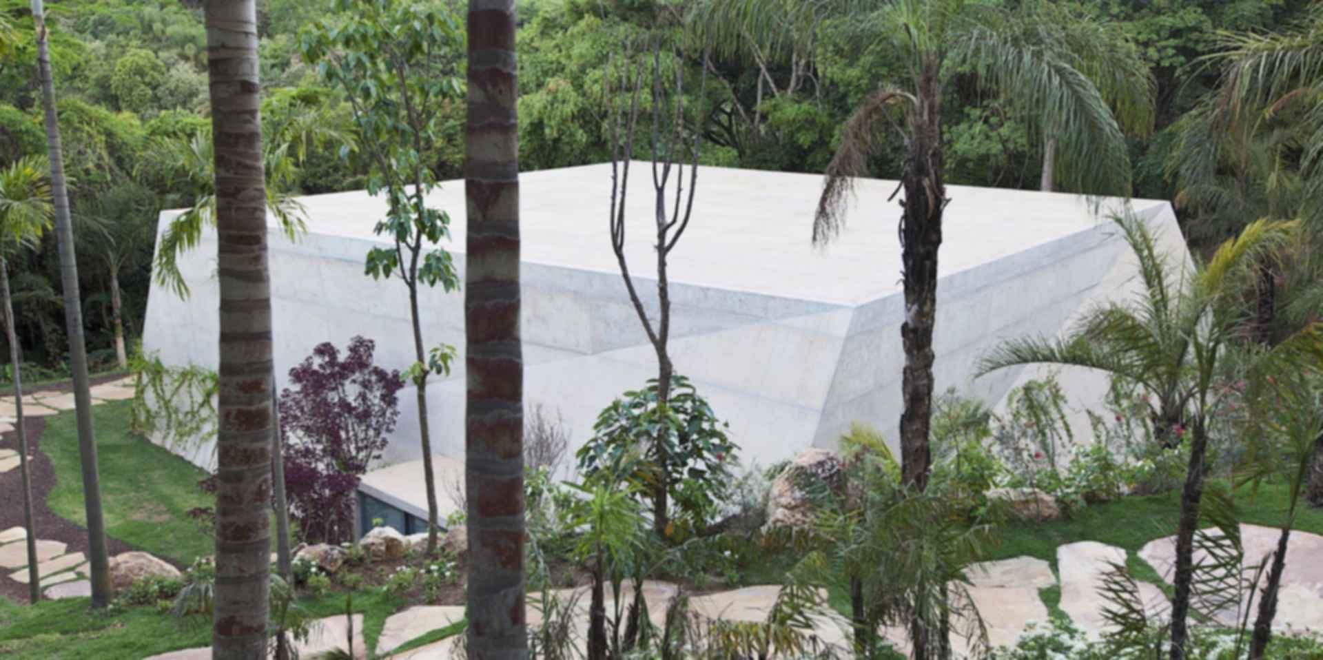 Lygia Pape Gallery - Exterior