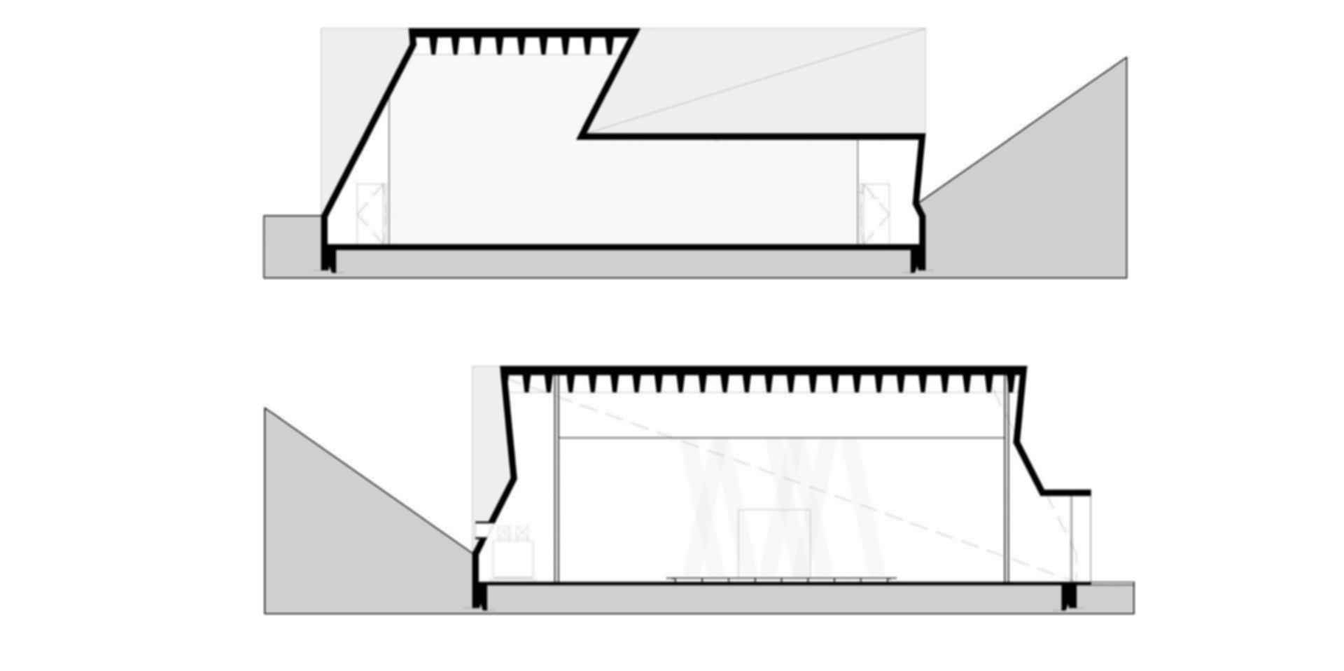 Lygia Pape Gallery - Concept Design