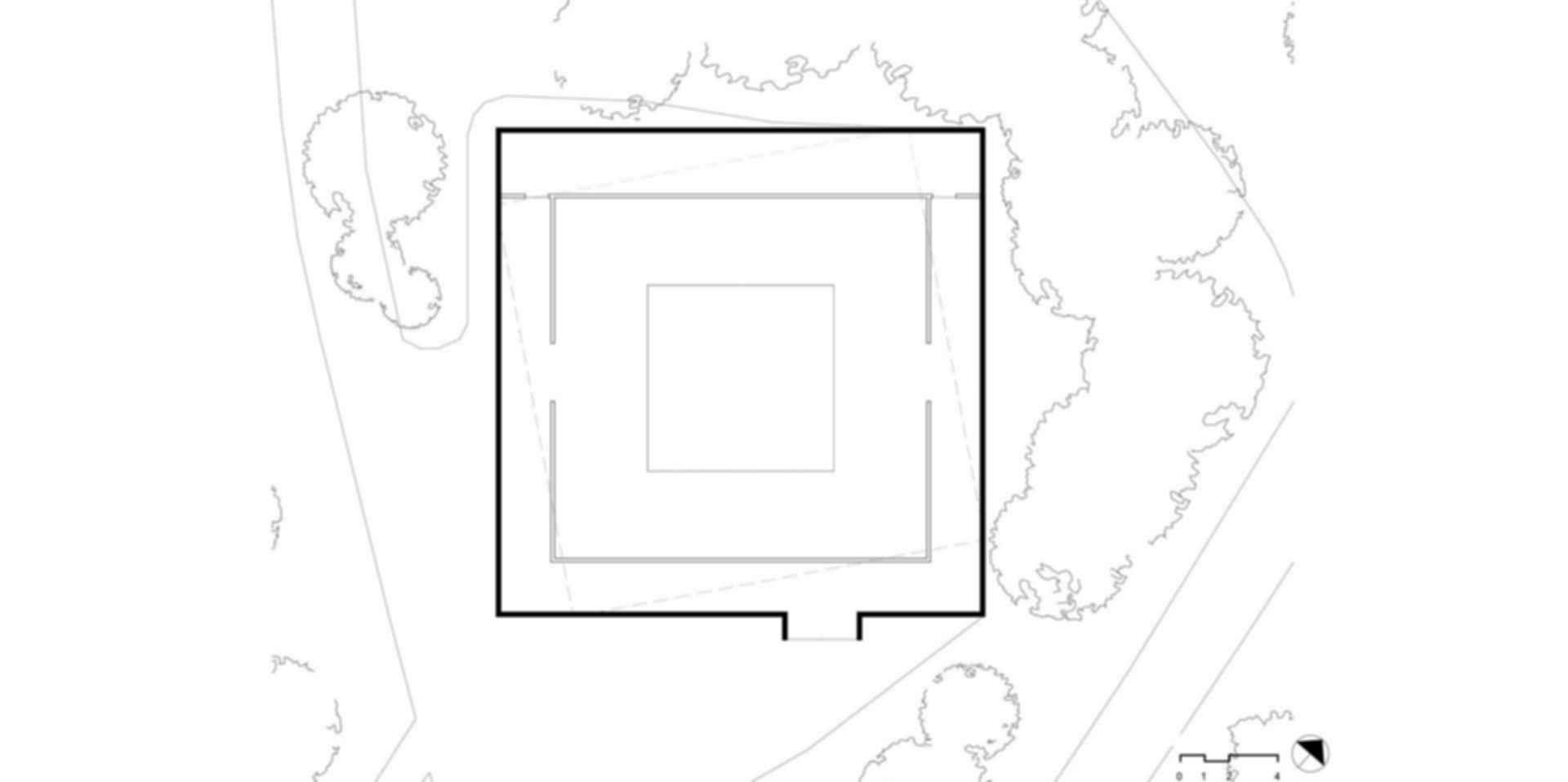 Lygia Pape Gallery - Floor Plan