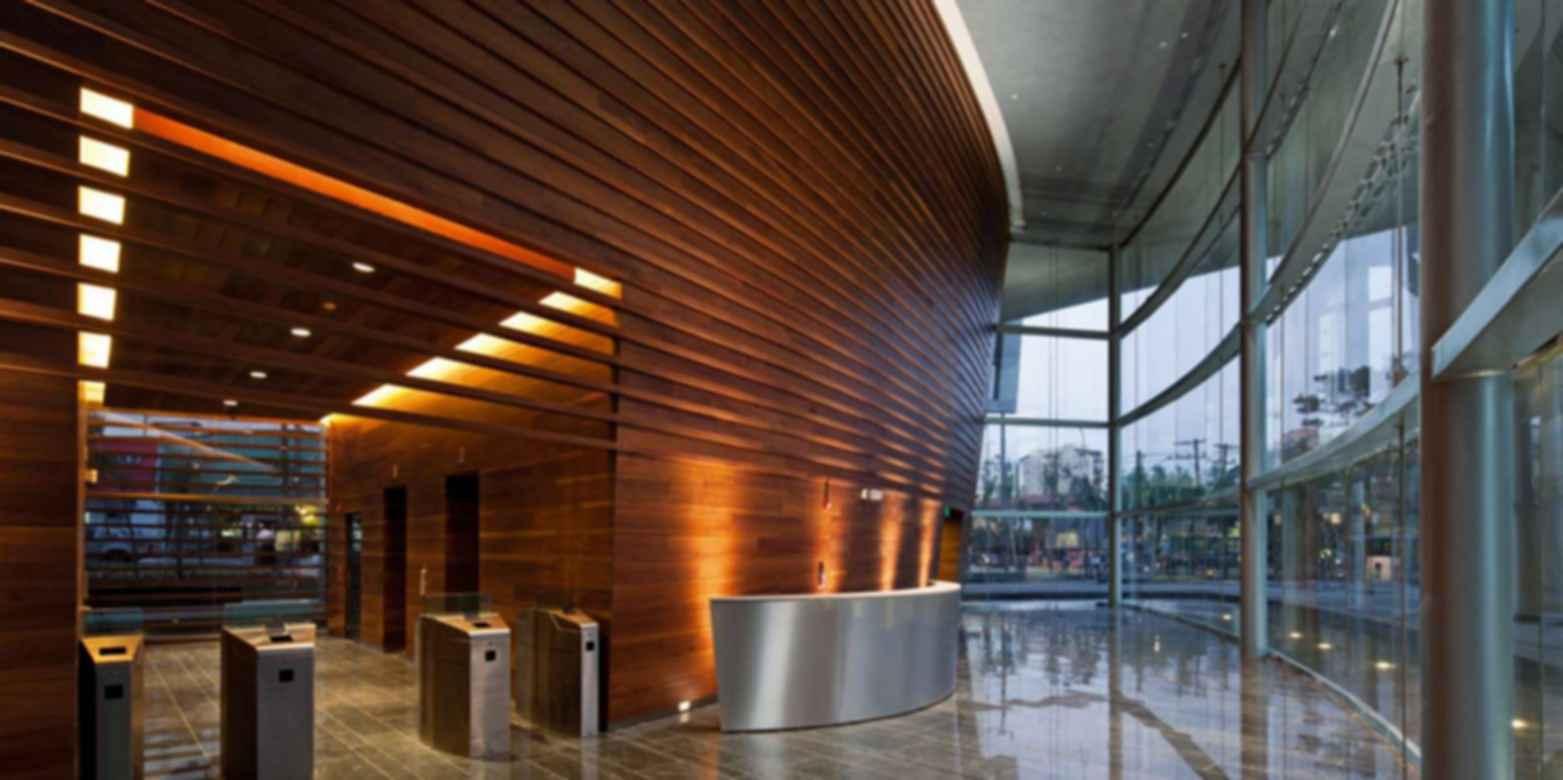 Infinity Tower KPF - Interior/Reception