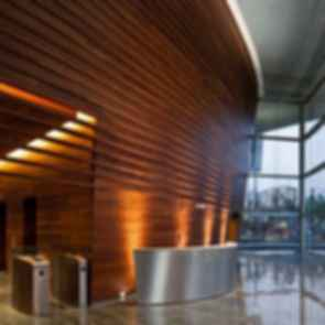 Infinity Tower KPF - Interior/Reception